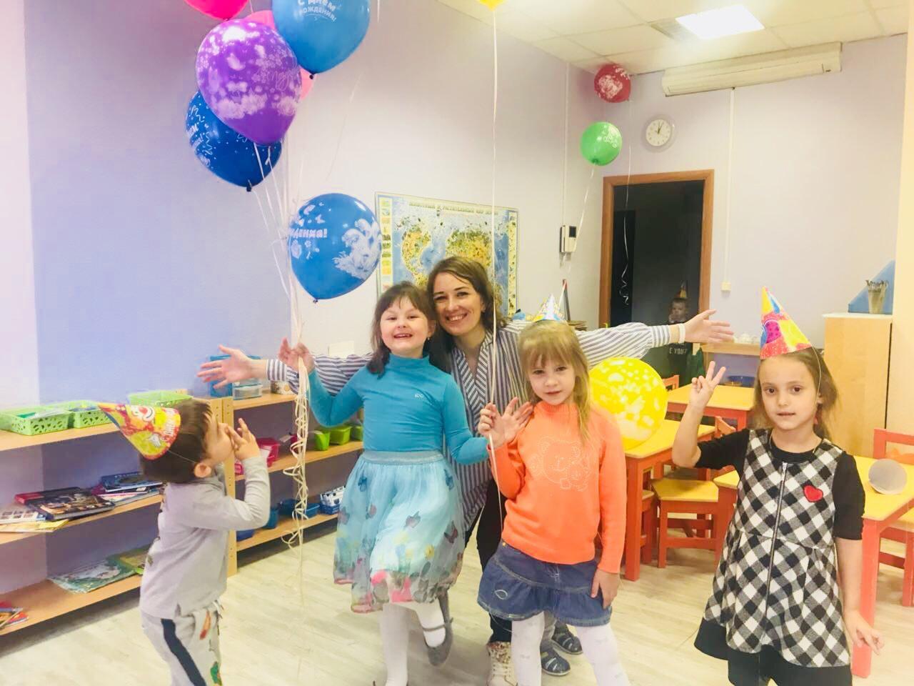 Евгения , Монтессори педагог группы детского сада 3-6. Волшебная страна